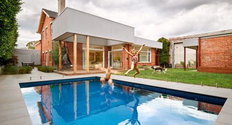 Summer Fun in the Pool - Renovations and additions to existing heritage home in North Fitzroy/ Clifton Hill